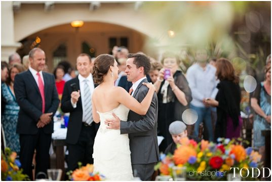 First Dance at Serra Plaza