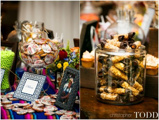 Wedding Candy Station
